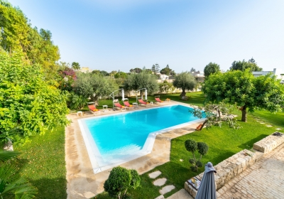 Casa Vacanze Villetta Il Giardino Dei Carrubi